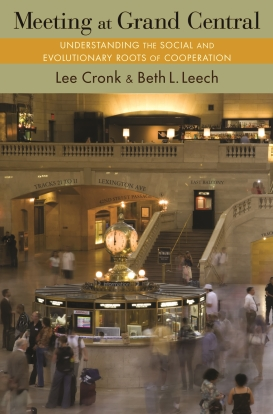 Cronk & Leech_Meeting at Grand Central