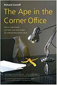 Coniff_The Ape in the corner of the office